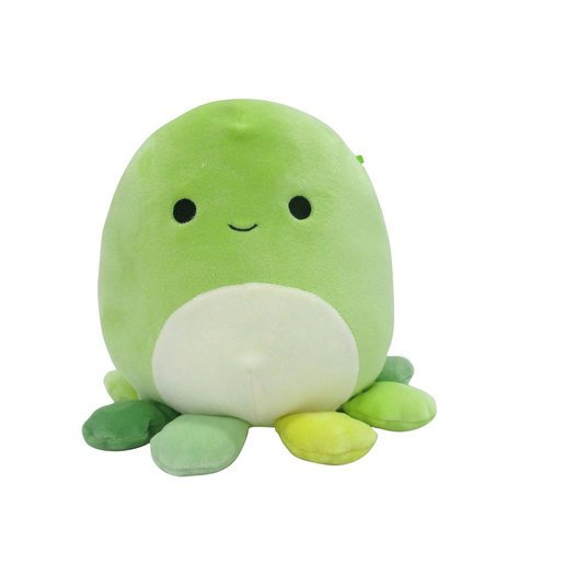 Picture of Squishmallows 20cm Soft Toy - Jonny the Green Octopus