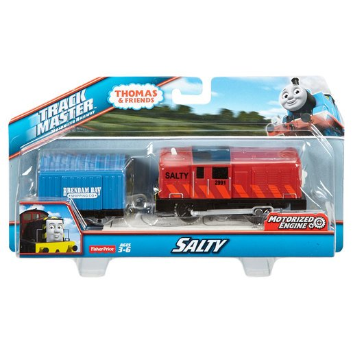 Picture of Thomas & Friends: TrackMaster Motorised Salty