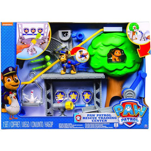 Picture of Paw Patrol Rescue Training Centre Playset