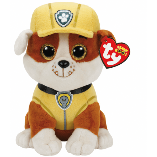 Picture of Ty Paw Patrol Soft Toy - Rubble