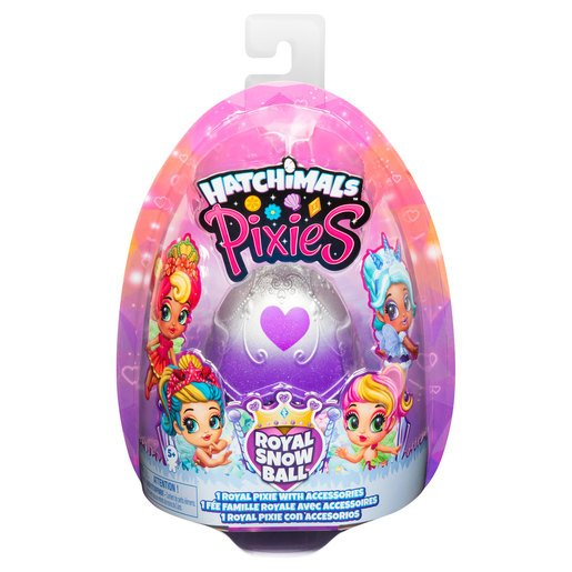 Picture of Hatchimals Pixies - Royal Snowball with Accessories