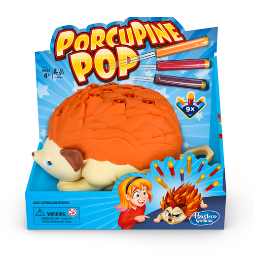 Picture of Porcupine Pop Game