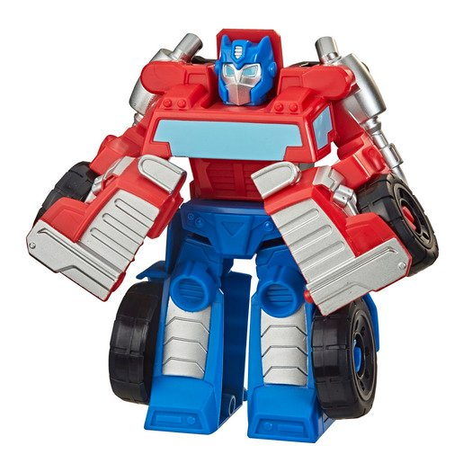 Picture of Transformers Rescue Bots Academy Figure - Optimus Prime