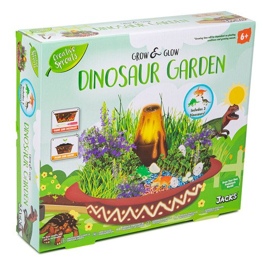 Picture of Grow and Glow Dinosaur Garden