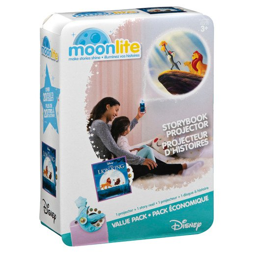 Picture of Moonlite Storybook Projector Reel - Disneys The Lion King