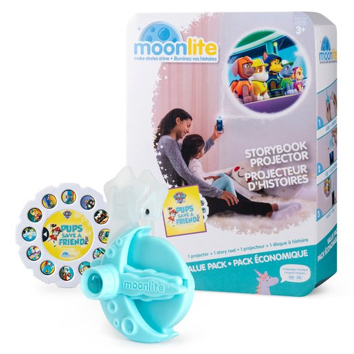 Picture of Moonlite Storybook Projector - Paw Patrol