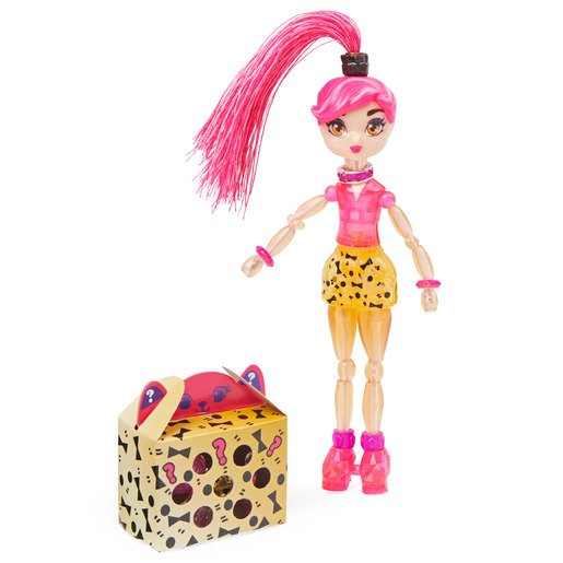 Picture of Twisty Girlz Transforming Doll - Queen Gleam