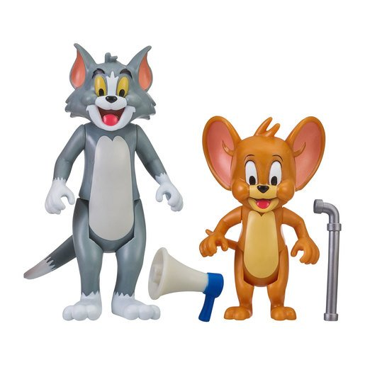 Picture of Tom & Jerry Figure 2-Pack: Movie Moments