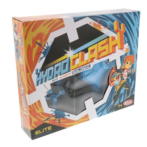 Picture of HydroClash Elite Water Game - Blue (Styles Vary)