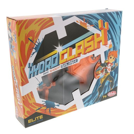 Picture of HydroClash Elite Water Game - Orange (Styles Vary)