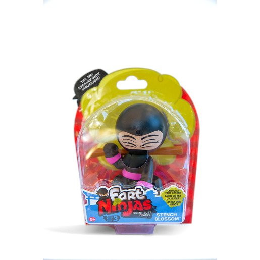 Picture of Fart Ninja Figure Series 3 - Stench Blossom