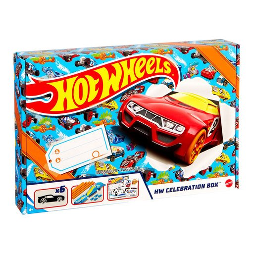 Picture of Hot Wheels Celebration Pack (Series 21)