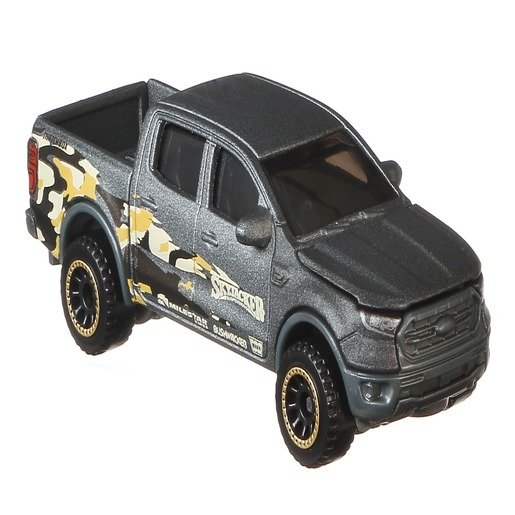 Picture of Matchbox 1:64 Scale Die-Cast Vehicle - 2019 Ford Ranger Raptor