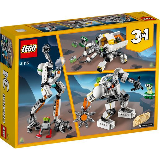 Picture of LEGO Creator Space Mining Mech - 31115