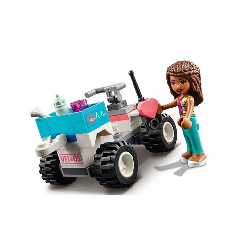 Picture of LEGO Friends Vet Rescue Buggy - 41442