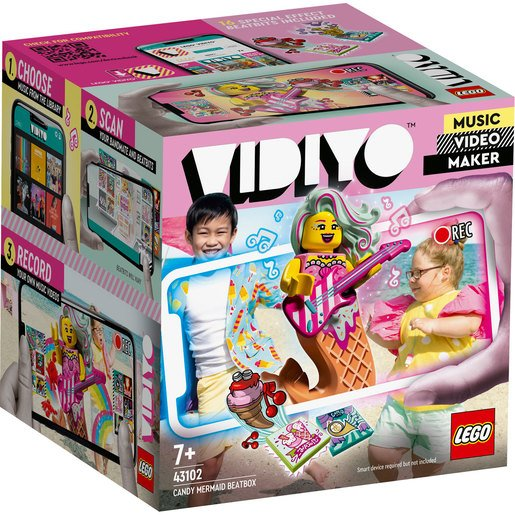 Picture of LEGO Vidiyo Candy Beatbox - 43102