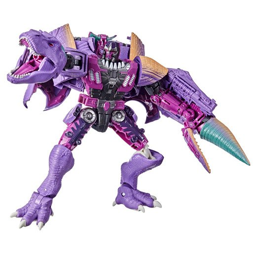Picture of Transformers Generations: War for Cybertron - Megatron (Beast) Figure