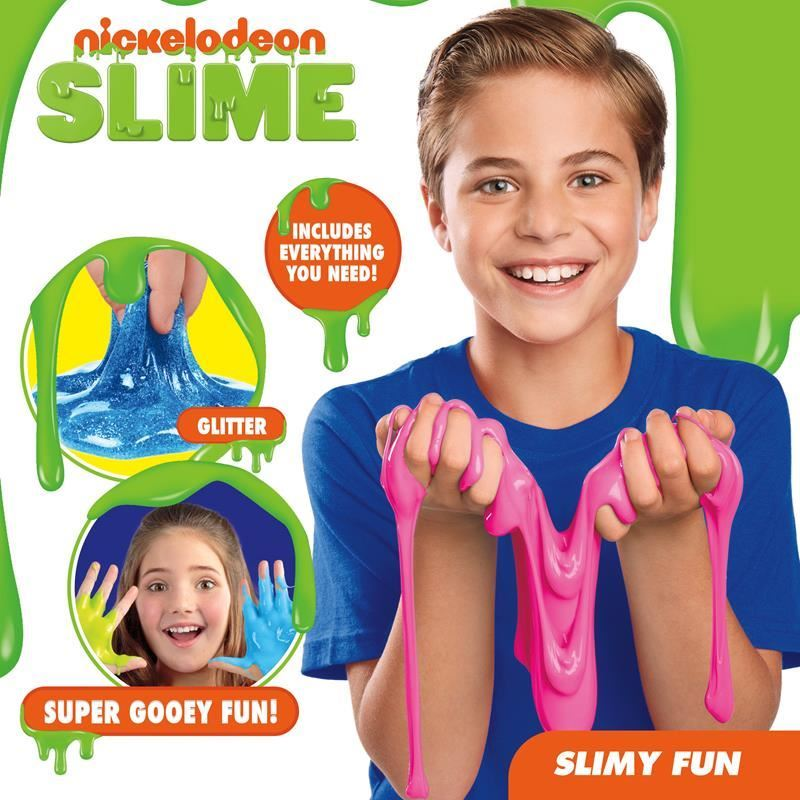 Picture of Nickelodeon Slime Slimy Fun Kit