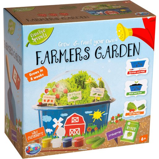 Picture of Grow and Paint Your Own Farmers Garden