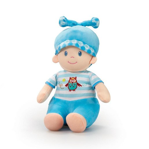 Picture of Be My Baby My First 25cm Soft Doll - Blue