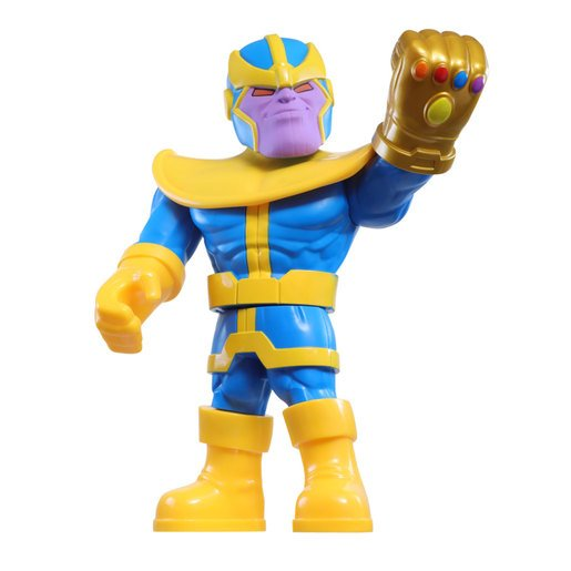 Picture of Playskool Heroes Marvel Super Hero Adventures Mega Mighties - Thanos