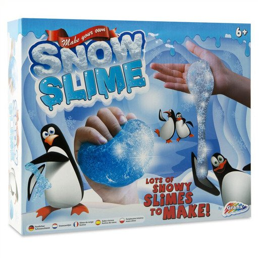 Picture of Make Your Own Snow Slime