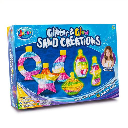 Picture of Jacks Glitter and Glow Sand Creations
