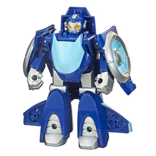 Picture of Transformers Rescue Bots Academy Figure - Whirl