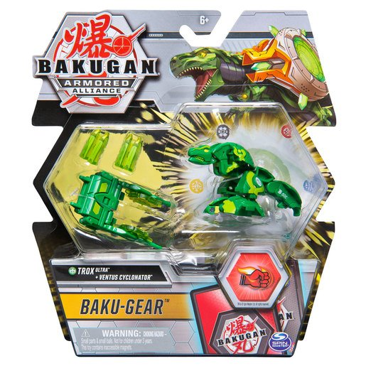 Picture of Bakugan Armoured Alliance Baku-Gear - Transforming Trox