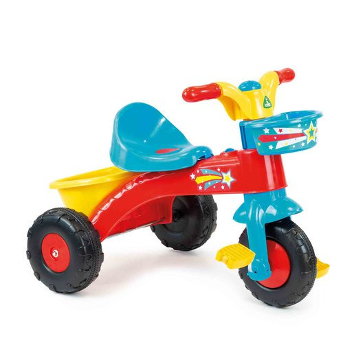 Picture of Early Learning Centre My First Pedal Trike - Red
