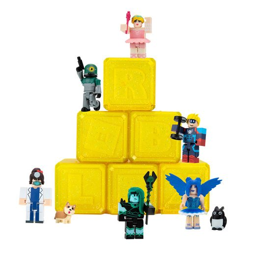 Picture of Roblox Celebrity Mystery Figure - Series 6 (Styles Vary)