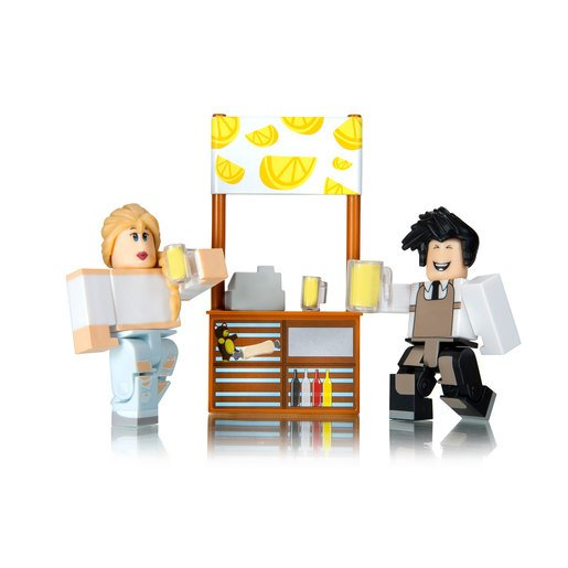 Picture of Roblox Adopt Me Figure Pack: Lemonade Stand