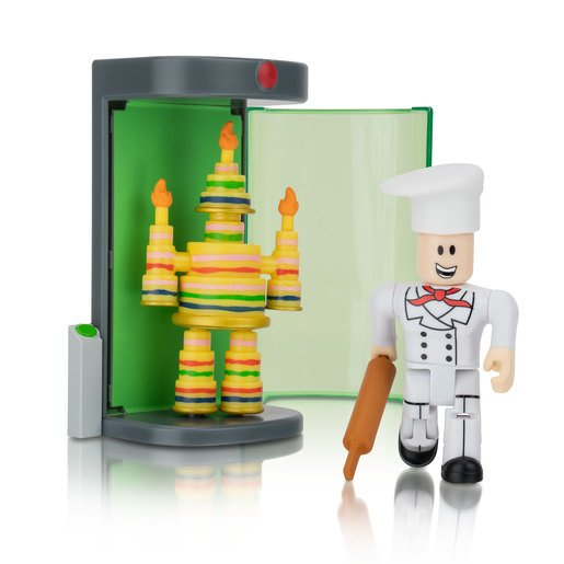 Picture of Roblox Game Pack - Make a Cake: Cake Monster Catastrophe!