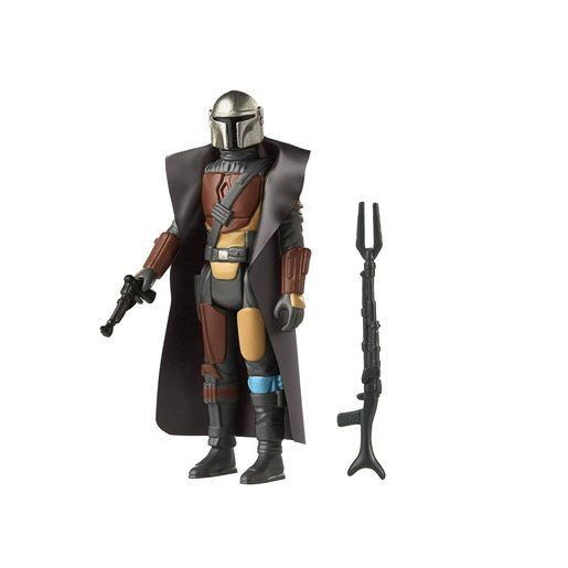 Picture of Star Wars: Retro 9.5cm Figure Collection - The Mandalorian