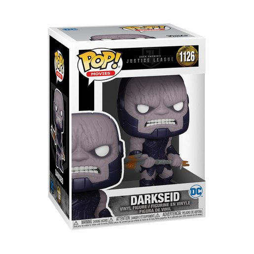 Picture of Funko Pop! Movies: Zack Snyder's Justice League - Darkseid