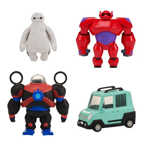 Picture of Disney Big Hero 6 Squish to Fit Baymax