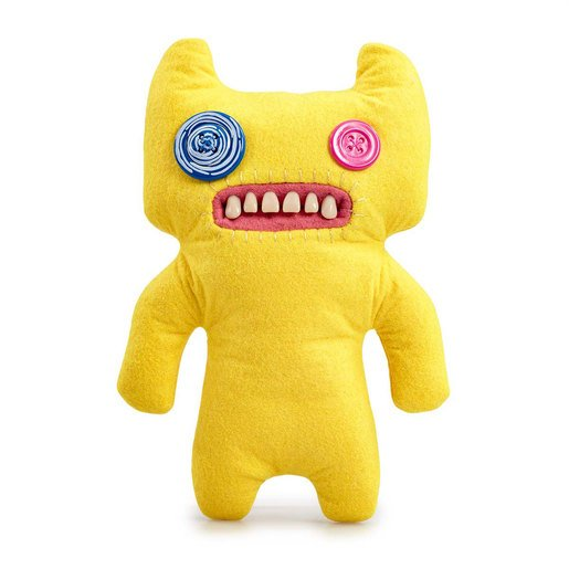 Picture of Fuggler 22cm Funny Ugly Monster - Indecisive Monster (Yellow)