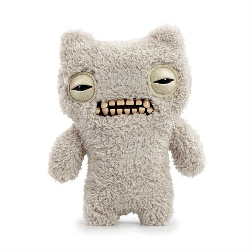 Picture of Fuggler 22cm Funny Ugly Monster - Munch Munch (Fuzzy Grey)