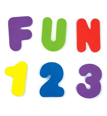 Picture of Munchkin Bath Letters & Numbers