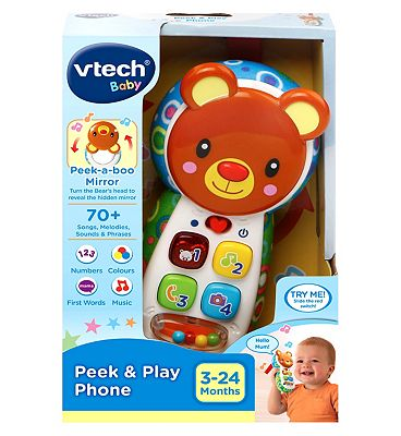 Picture of VTech Peek & Play Phone