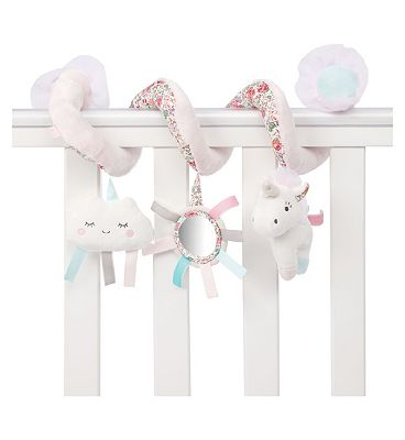 Picture of Mothercare Fairy-Tale Cot Spiral