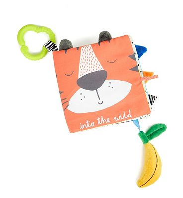 Picture of Mothercare Into The Wild Soft Book