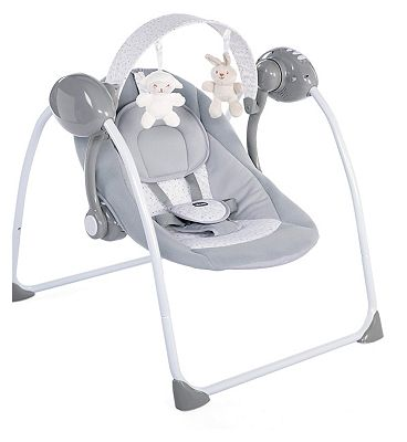 Picture of Chicco Swing - Relax And Play Cool Grey