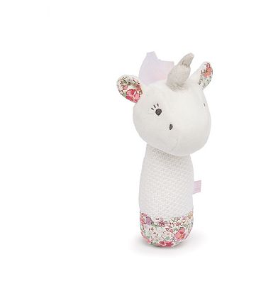 Picture of Mothercare Unicorn Squeaker Toy