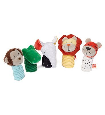 Picture of Mothercare Into The Wild Finger Puppets