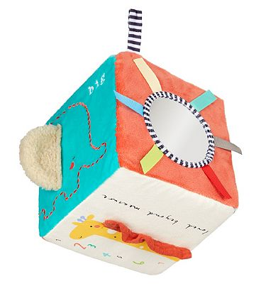 Picture of Mothercare Into The Wild Activity Cube