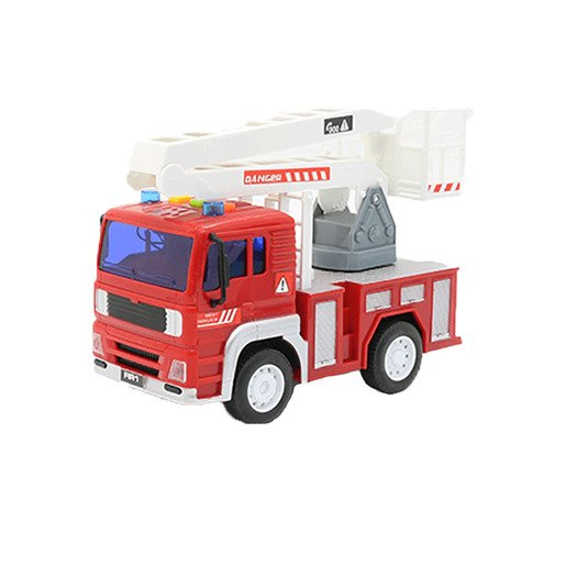 Picture of Motor Extreme Working Vehicle - Fire Engine