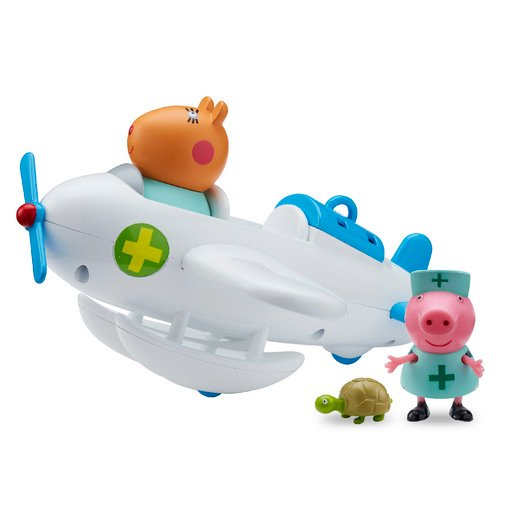 Picture of Peppa Pig - Dr Hamster Veterinary Plane