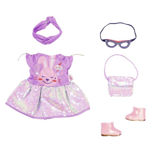 Picture of BABY Born - Deluxe Happy Birthday Outfit 43cm