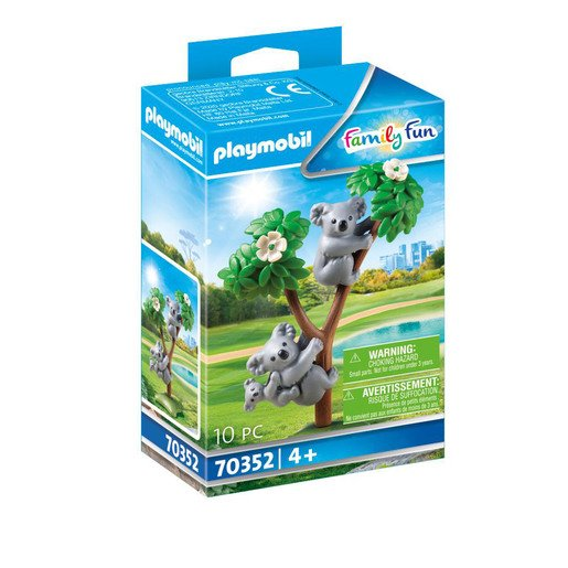Picture of Playmobil 70352 Family Fun Koalas with Baby